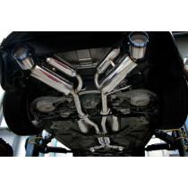 Kipufogó CatBack - Nissan 350Z